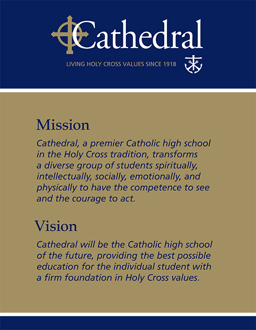 cathedral irish mission vision
